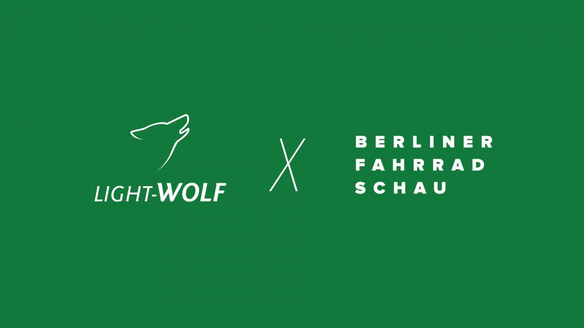 Light-Wolf auf der Berliner Fahrradschau